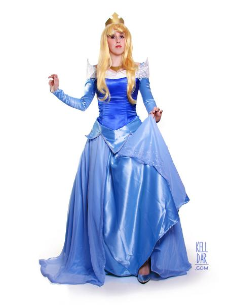 Princess Aurora Sleeping Beauty By Kelldar Acparadise Com
