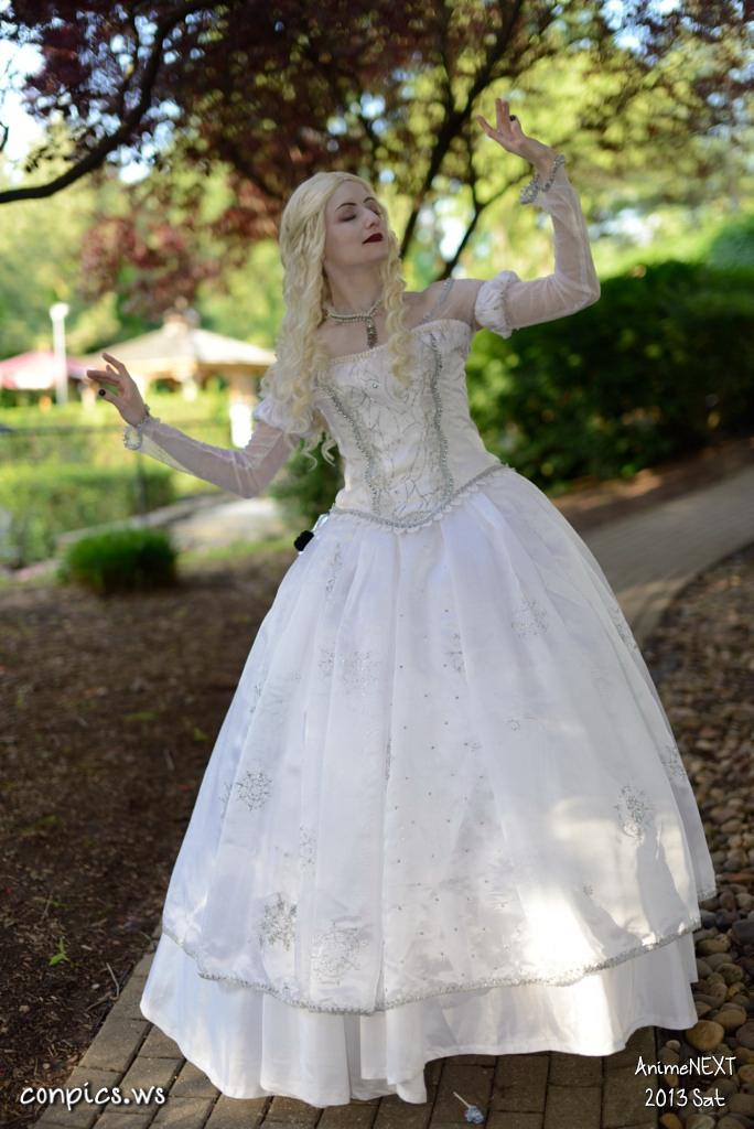 Mirana, The White Queen (Alice in Wonderland) by ...