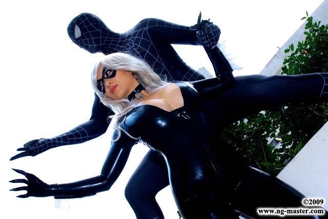 u003cu003c Full Size u003eu003e  sc 1 st  American Cosplay Paradise & Black Cat (Spider-man) by Yaya (AngelicStar) | ACParadise.com