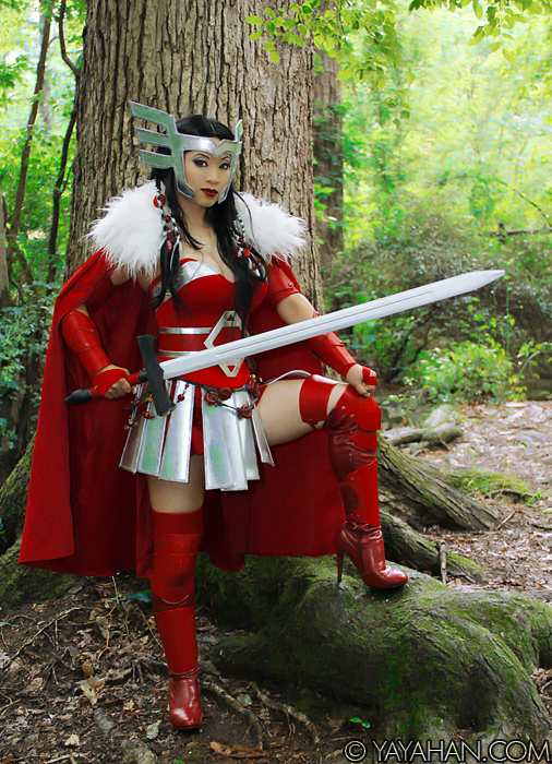 Newest Photo - Click for More!  sc 1 st  American Cosplay Paradise & Lady Sif (Thor) by Yaya (AngelicStar) | ACParadise.com