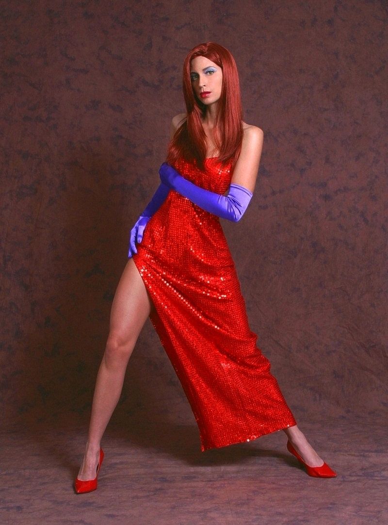 Jessica Rabbit (Who Framed Roger Rabbit?) by Cosplay ...
