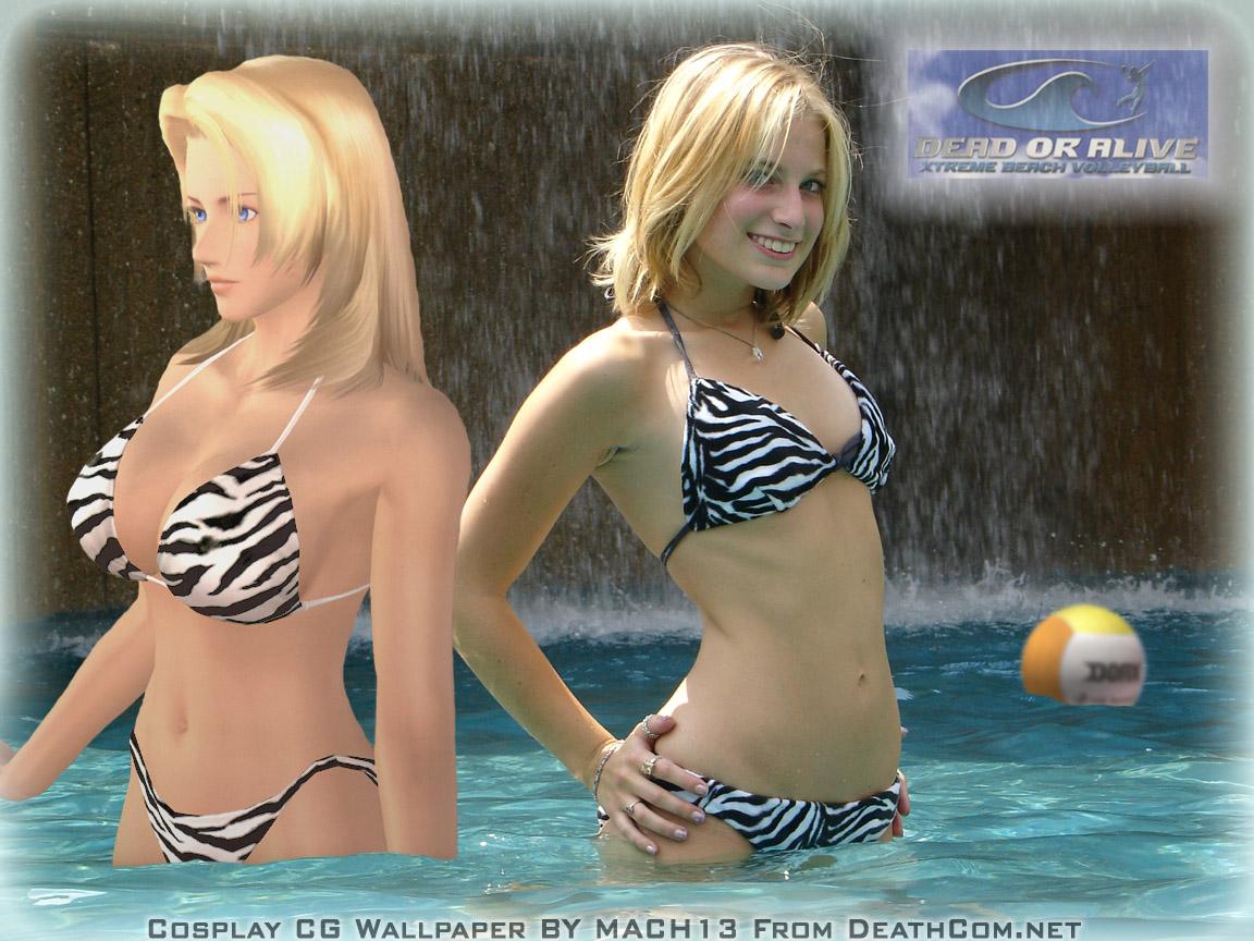 tina armstrong bikini