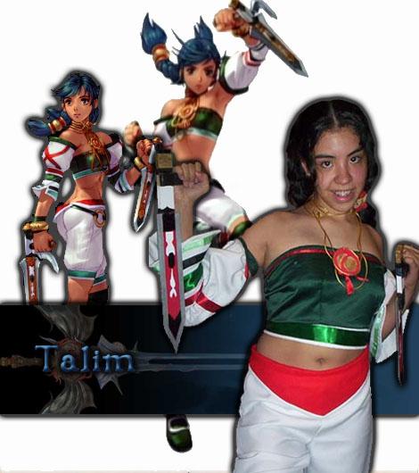 Talim Soul Calibur 2 By Ocean