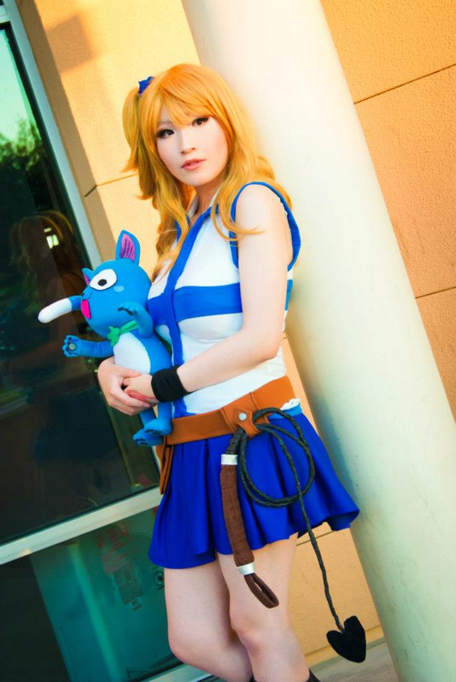Lucy Heartphilia Fairy Tail By Imari Yumiki