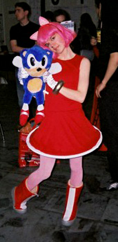 Newest Photo - Click for More! & Amy Rose (Sonic Adventure) by Orihime | ACParadise.com
