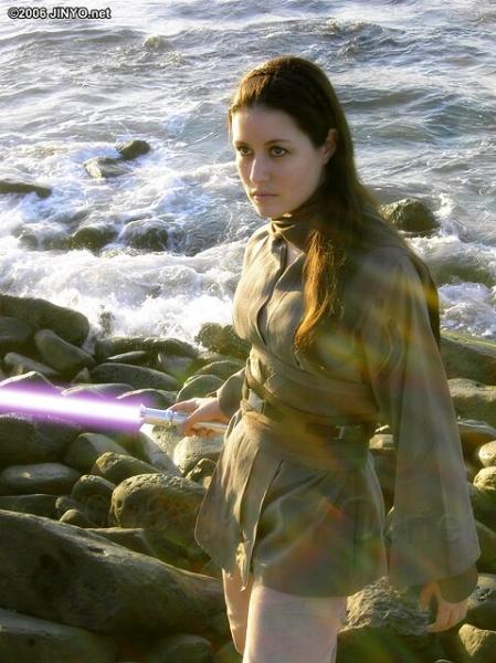 jaina solo  star wars  by scruffy rebel