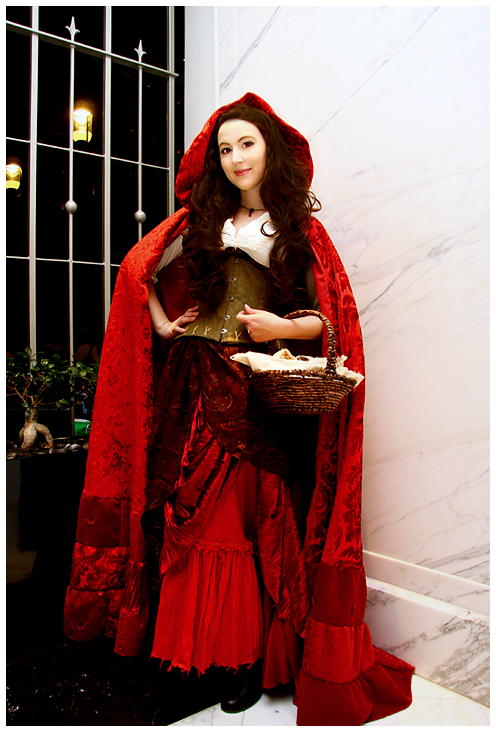 Red Riding Hood (Once Upon a Time) by Tess | ACParadise.com