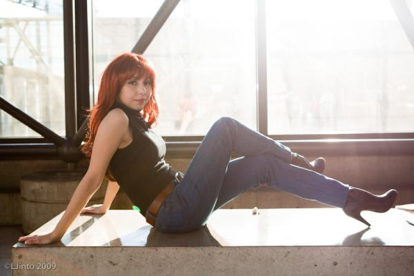 Mary Jane Watson (Spider-man) by Wisteria Wings ...