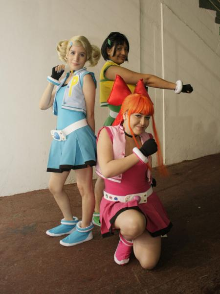 Bubbles Powerpuff Girls Cosplay