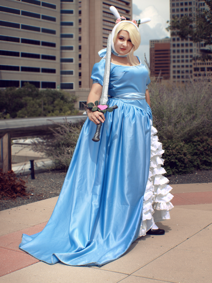 Newest Photo - Click for More!  sc 1 st  American Cosplay Paradise & Fionna (Adventure Time with Finn and Jake) by Mistress_9 ...