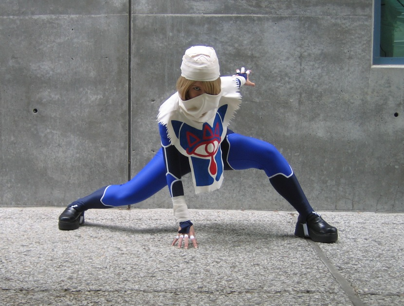 Newest Photo - Click for More! & Sheik (Legend of Zelda: Ocarina of Time) by Kitty Princess Kie ...