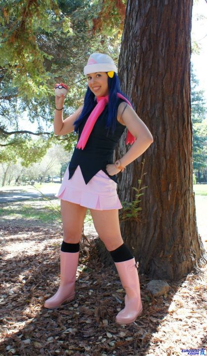 Newest Photo - Click for More!  sc 1 st  American Cosplay Paradise : dawn from pokemon costume  - Germanpascual.Com