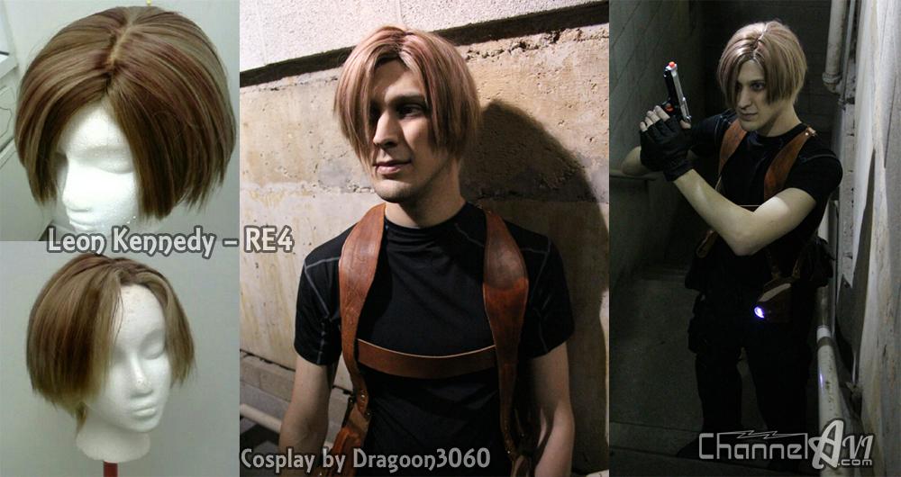 Leon Kennedy Resident Evil 4 By Avianna Acparadise