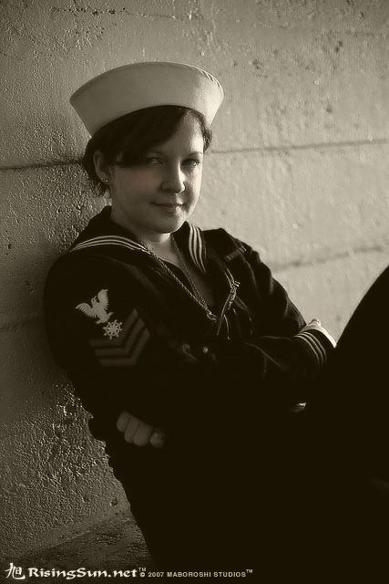 WW2 US Navy Quartermaster 1st Class (Original: Historical ...