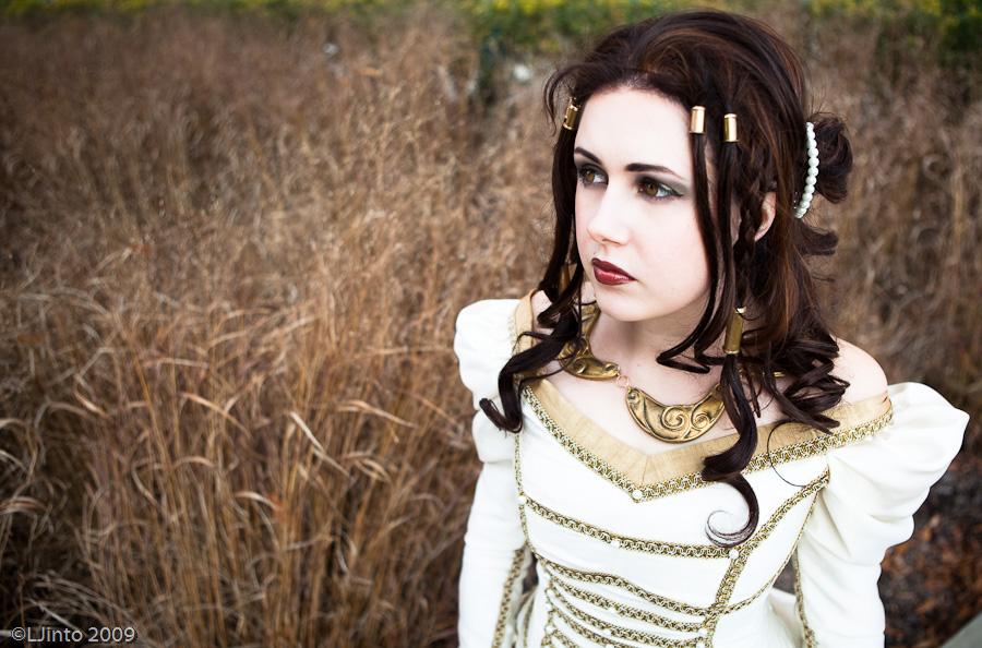 Charlotte Elbourne Vampire Hunter D Bloodlust By