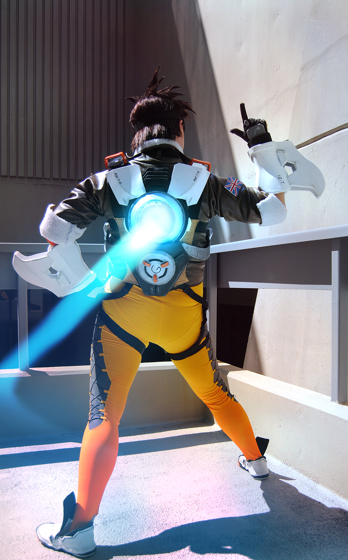 Tracer Overwatch By Adnarimification Acparadise Com