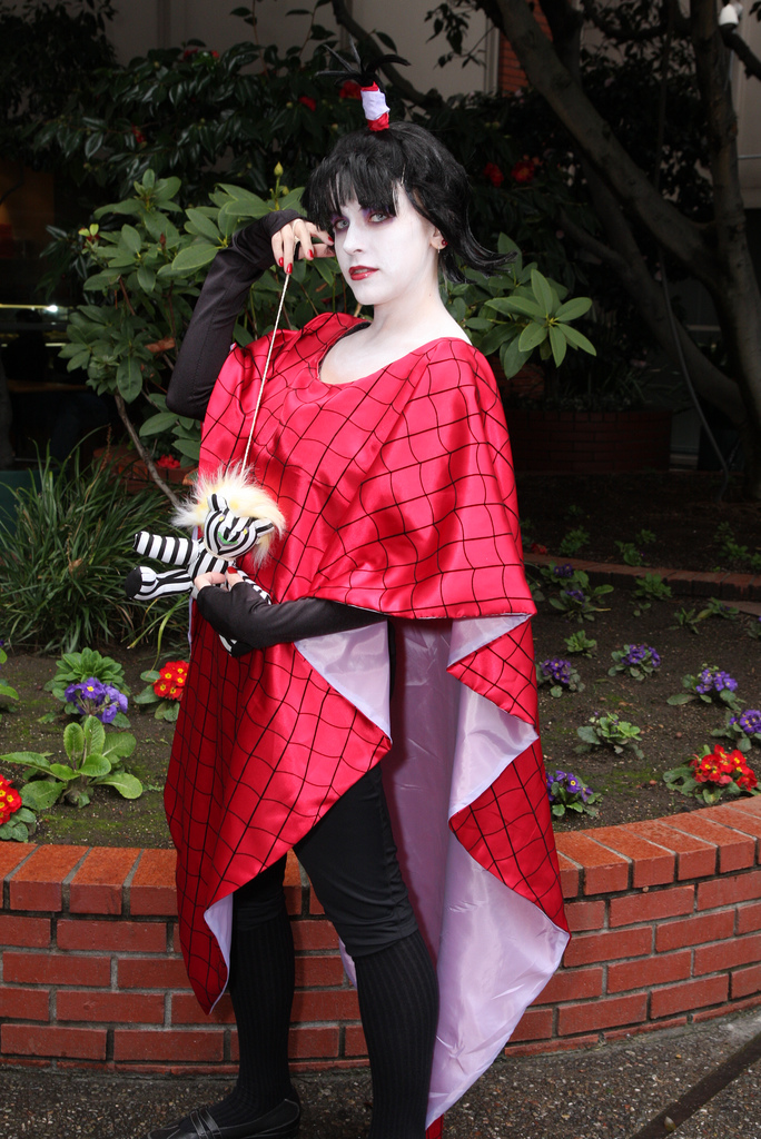 Newest Photo - Click for More!  sc 1 st  American Cosplay Paradise & Lydia Deetz (Beetlejuice) by Eeyora | ACParadise.com