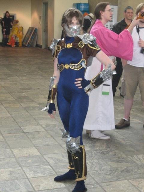 costume calibur Taki soul