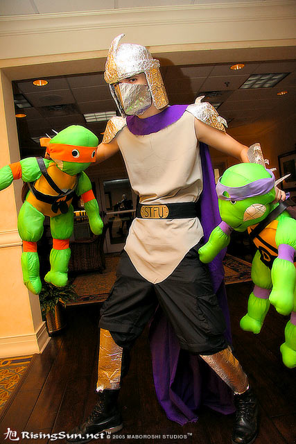 Newest Photo - Click for More! & Shredder (Teenage Mutant Ninja Turtles) by Brian | ACParadise.com