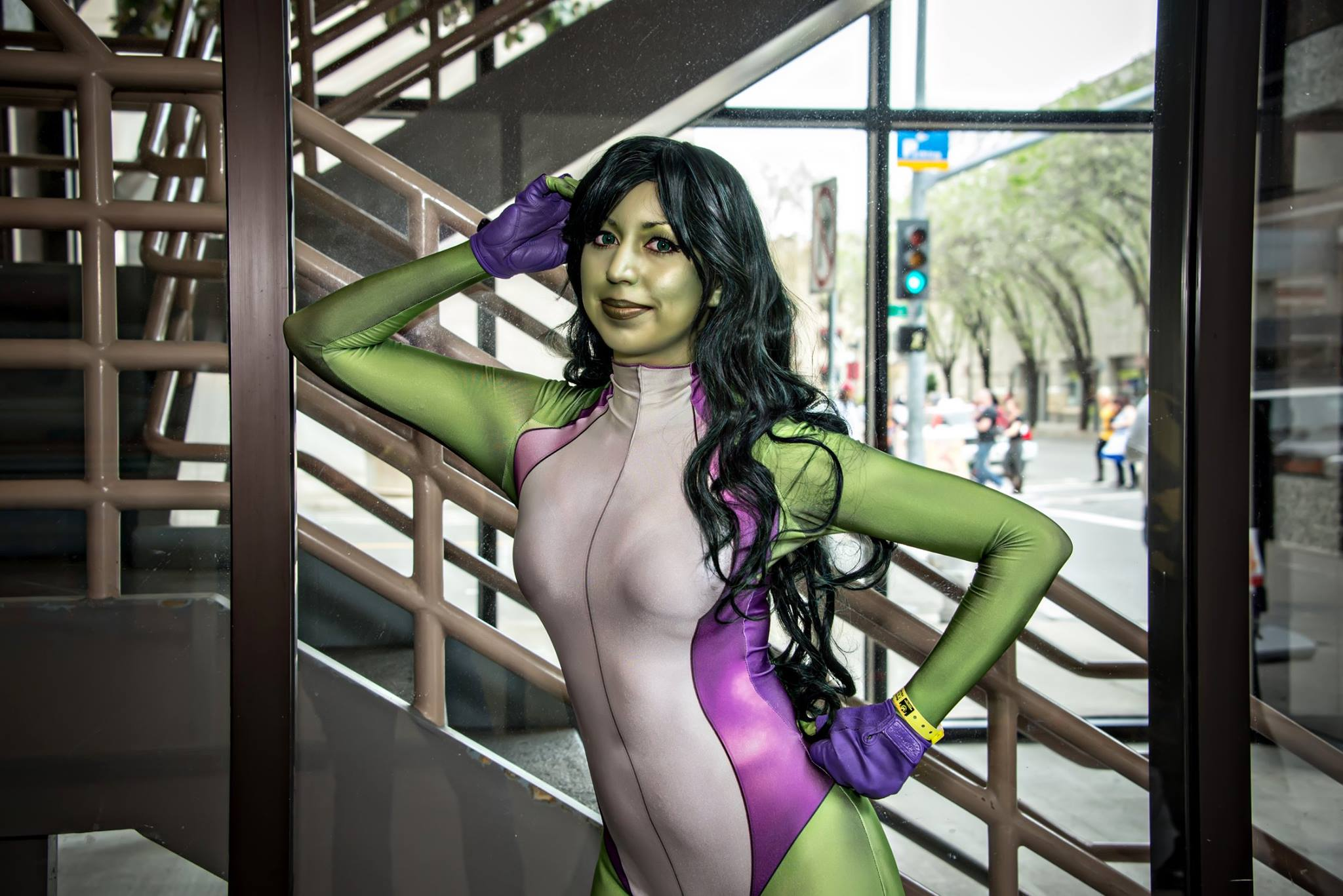 Newest Photo - Click for More!  sc 1 st  American Cosplay Paradise & She Hulk (Marvel Comics) by RosieGaga | ACParadise.com