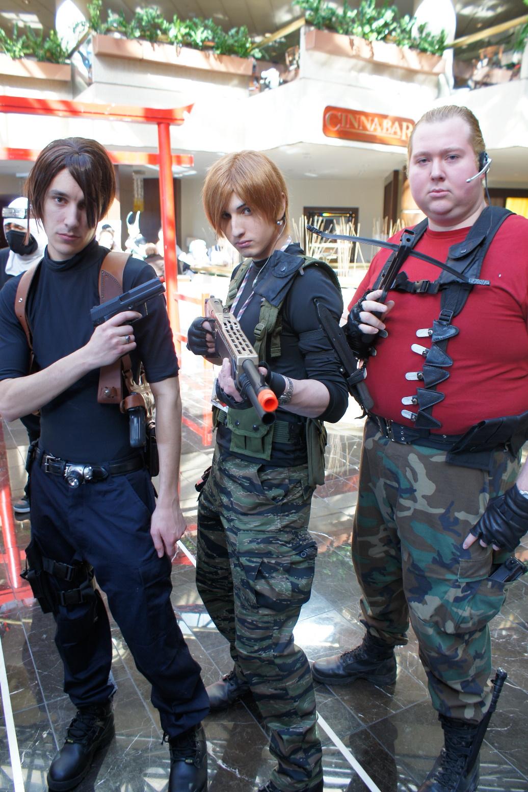 Resident Evil 2 Remake Cosplay Link
