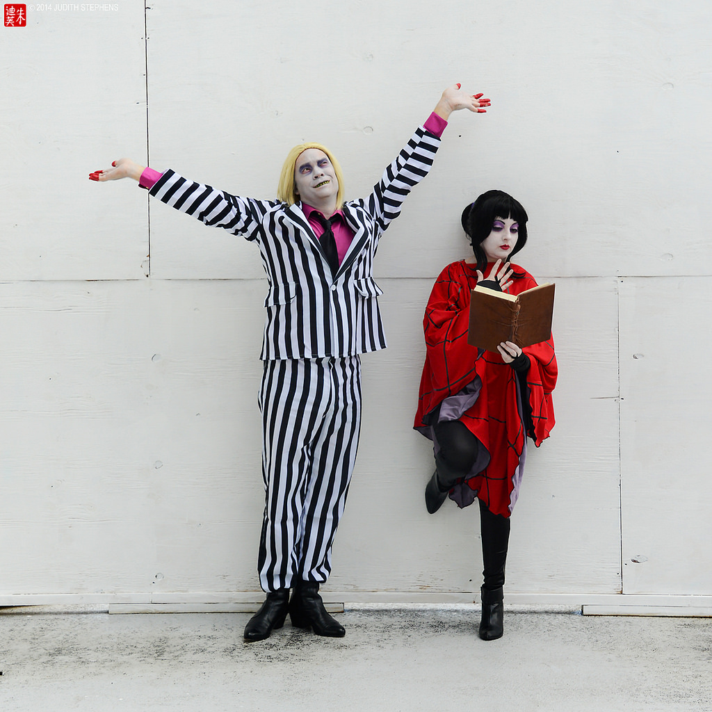 Newest Photo - Click for More!  sc 1 st  American Cosplay Paradise & Lydia Deetz (Beetlejuice) by Chiara Scuro   ACParadise.com