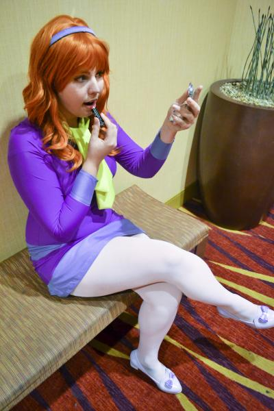 Daisy chain cosplay nude