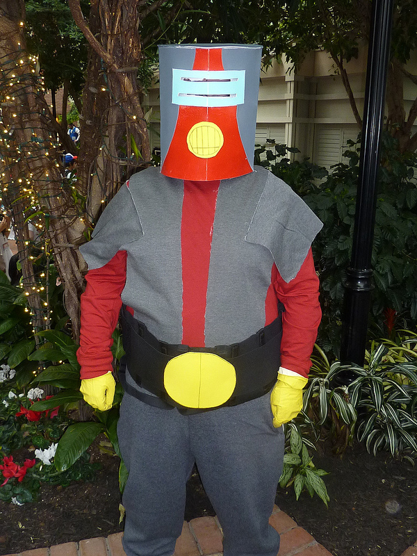 newest photo click for more - Space Ghost Halloween Costume