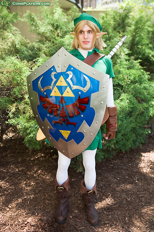 Newest Photo - Click for More!  sc 1 st  American Cosplay Paradise & Link (Legend of Zelda: Ocarina of Time) by The-Real-Link ...