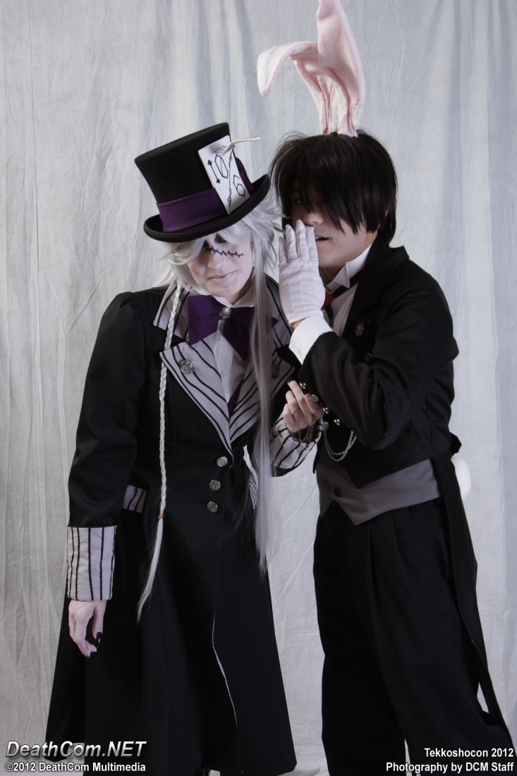 Undertaker Black Butler By MoiMemeLolita