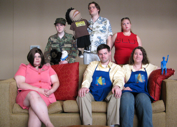 Newest Photo - Click for More!  sc 1 st  American Cosplay Paradise & Buster Bluth (Arrested Development) by hexterah | ACParadise.com