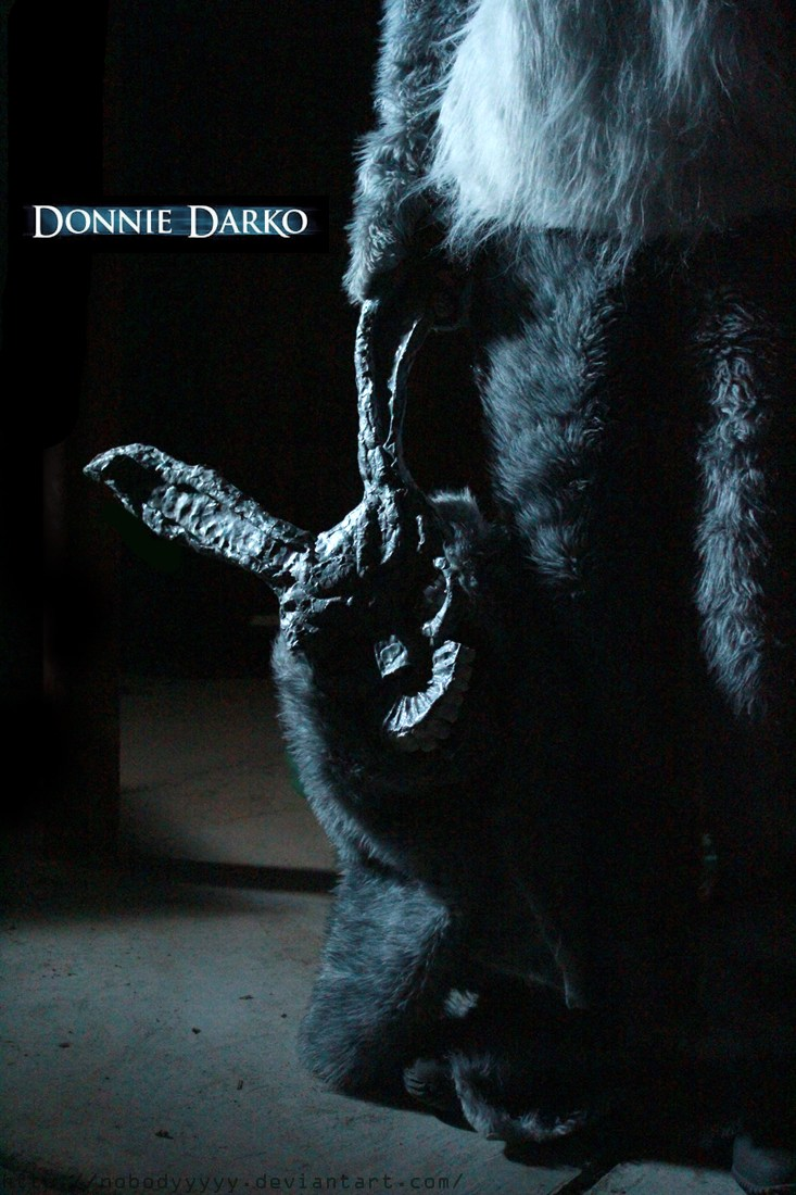 donnie darko frank