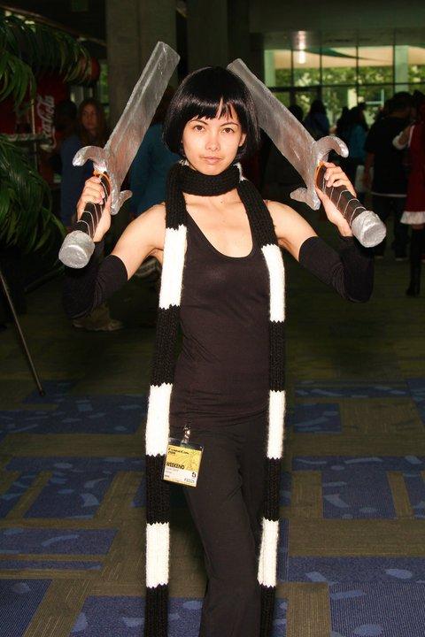 Knives Chau (Scott Pilgrim) by oathkeepr | ACParadise.com