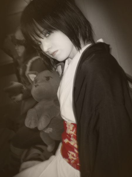 Akito Sohma (Fruits Basket) by Carrie-K Cosplay ...