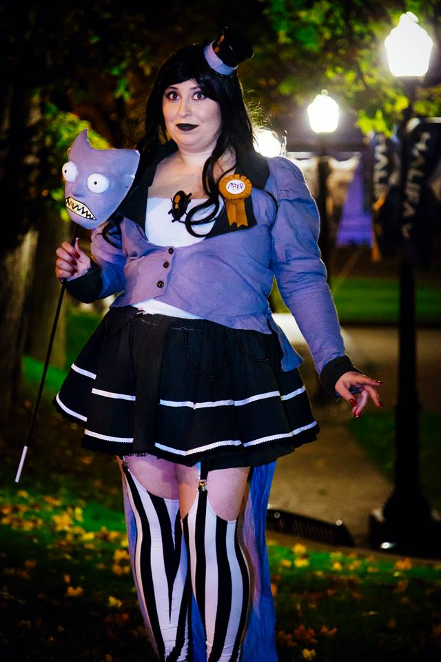 Mayor of Halloween Town (Nightmare Before Christmas) by The ...