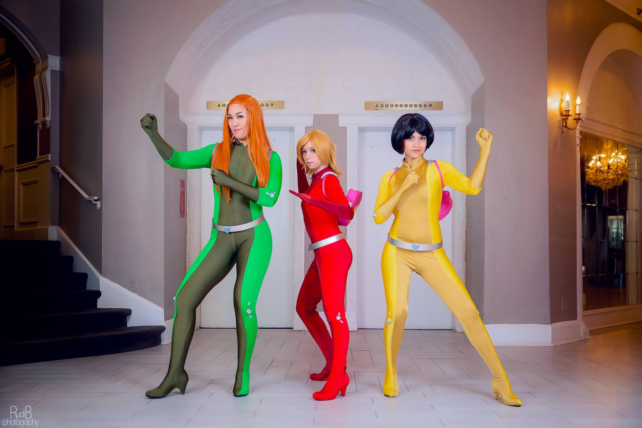 Alex totally spies by fushicho - Deguisement totally spies adulte ...