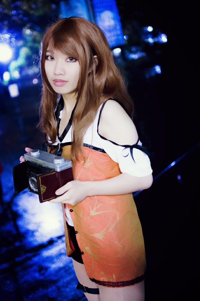Yuuri Kozukata (Fatal Frame V: The Black Haired Shrine Maiden) by ...
