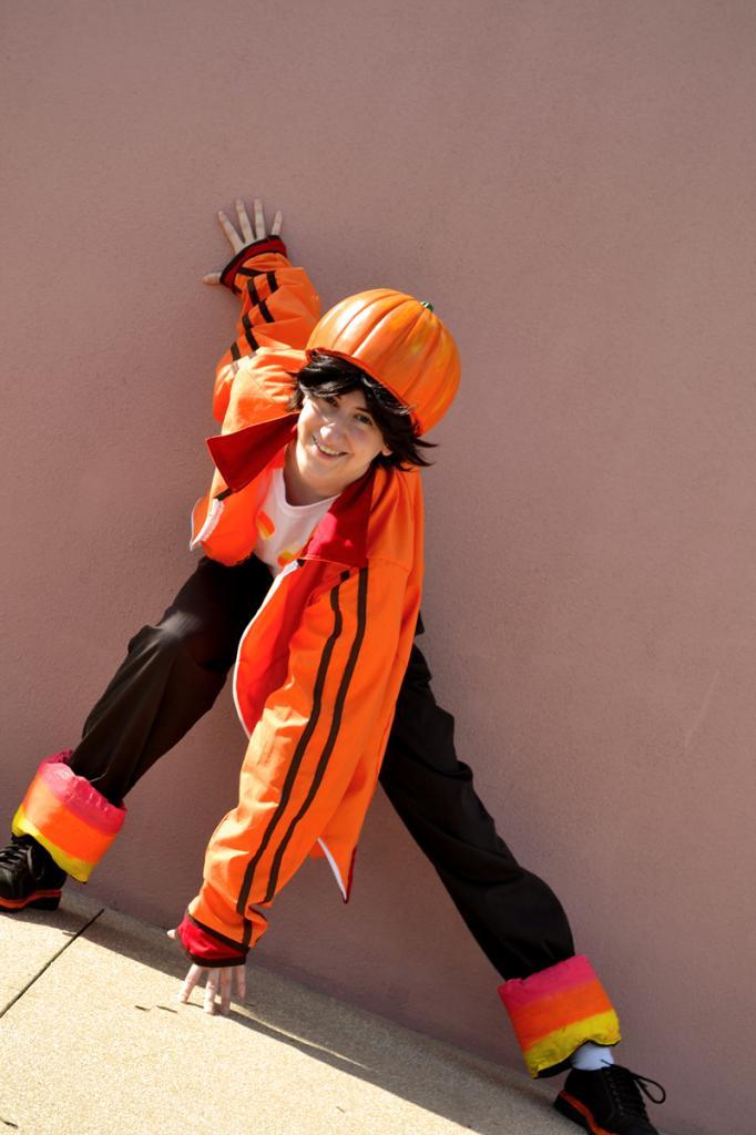 Gloyd Orangeboar (Wreck-It Ralph) by Mur   ACParadise.com