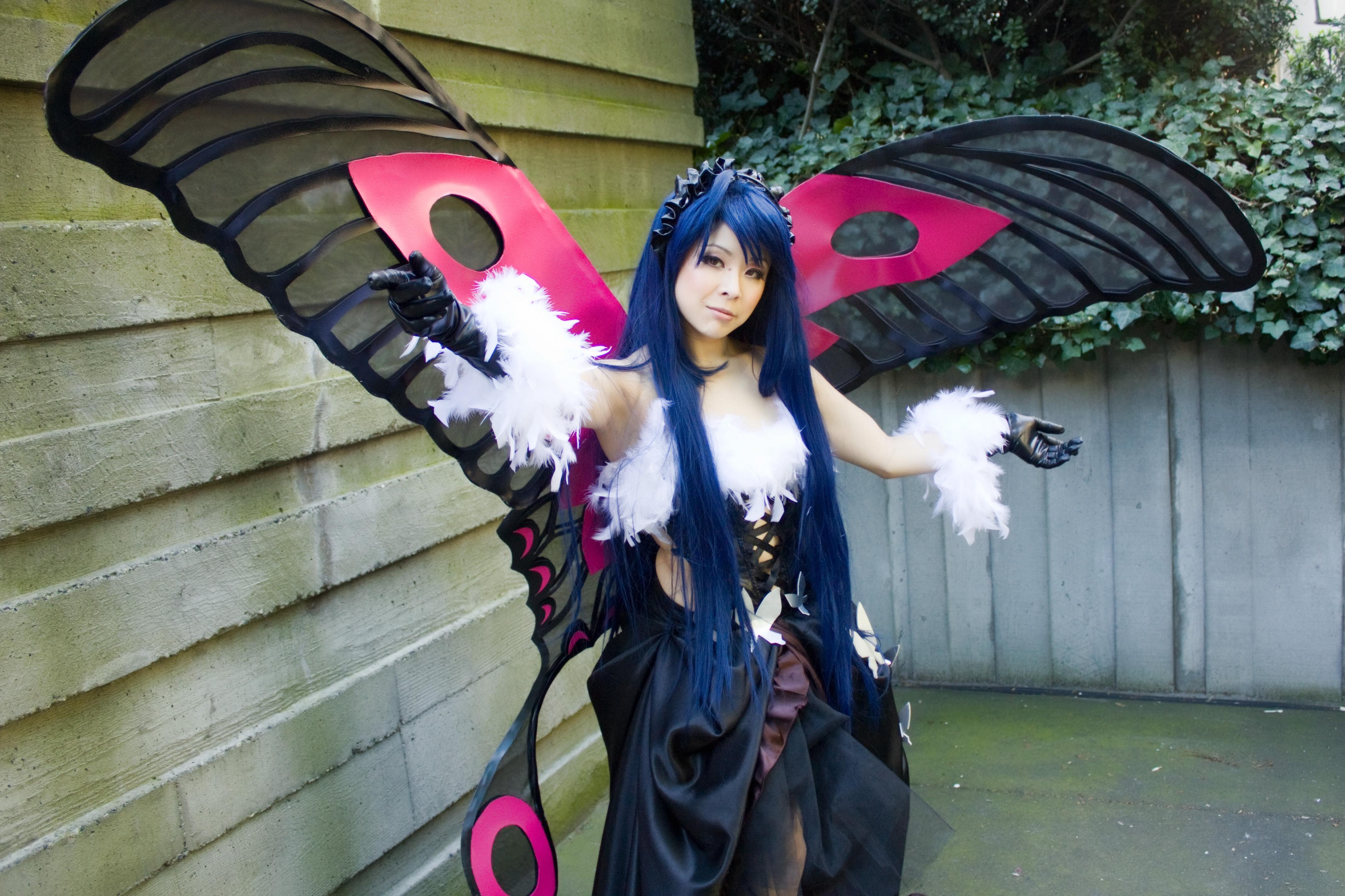 world kuroyukihime cosplay Accel
