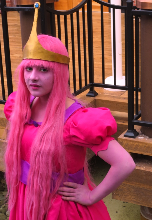 Newest Photo - Click for More!  sc 1 st  American Cosplay Paradise & Princess Bubblegum (Adventure Time with Finn and Jake) by wallflora ...
