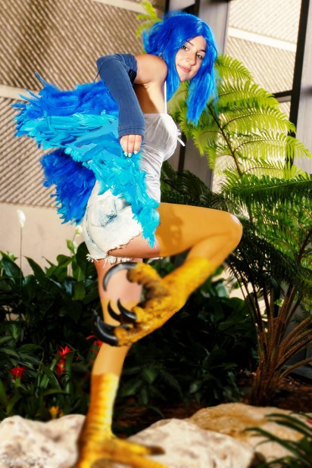 cosplay harpy Papi the